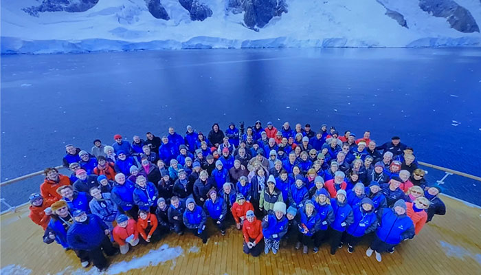 81% of COVID-positive passengers on Antarctic cruise ship had no symptoms: new study